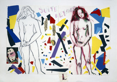 Fay Lansner, 'Suite D'etudes', 1977