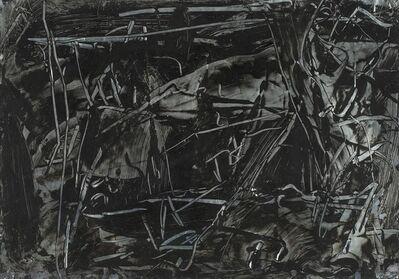 Emilio Vedova, 'Partitura (B. 1/4)', 1991
