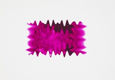 Peter Saville, 'New Wave Pink II 2013', 2013