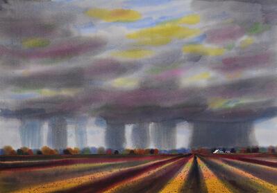 Gary Walters, 'Rain on the Delta', 2019