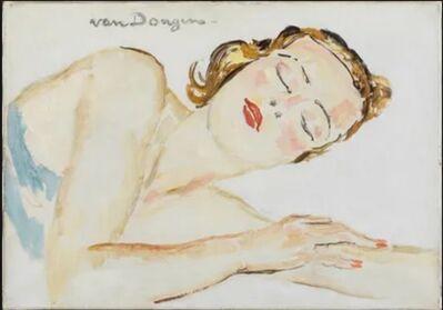 Kees van Dongen, 'Dreaming of love', 1931
