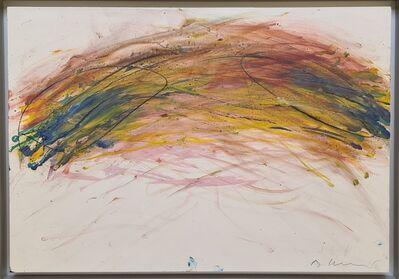 Arnulf Rainer, 'Landschaft', 1984-1985