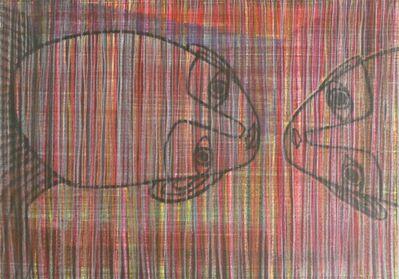 Wu Hsichi, 'Lines in between Void 13', 2018