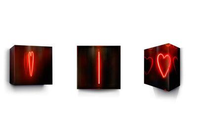 David Drebin, 'Small Heart', 2013