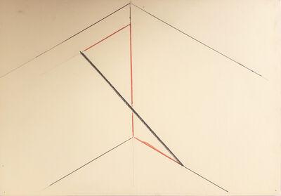 Bill Bollinger, 'Ohne Titel', 1969/70