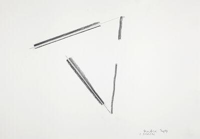 Goran Petercol, 'Two Symmetries and two Halves', 2013