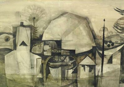 Alan Reynolds, 'The Well at Cleveley', 1952