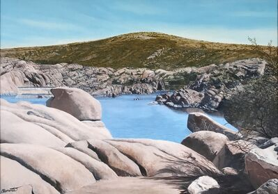 Barbara Clements, 'Watson Lake/Granite Dells', ca. 2019