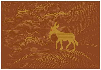 Patrick Corillon, 'Le grand âne triste', 2007