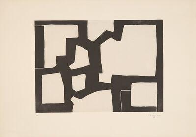 Eduardo Chillida, 'Inguru V', 1968