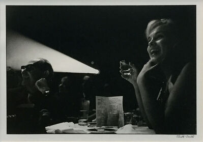 "Elliott Erwitt, 'MARILYN MONROE DURING THE FILMING OF ""THE MISFITS"" RENO NEVADA, 1960', 1960"