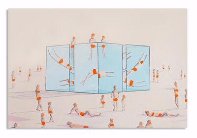 Eddie K., 'Pools B 87-89', 2020