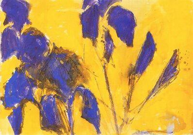 Bernd Zimmer, 'Flowers of Romance', 1996