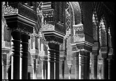 Elio Ciol, 'Ricordi Guardati -Spagna. Granada. Alhambra', 1994
