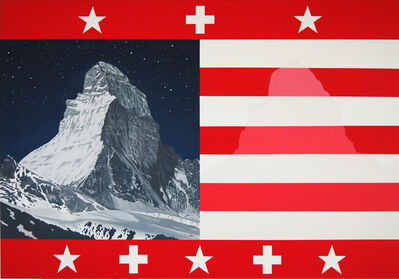 Patrick Pfau, 'United States of Switzerland', 2017