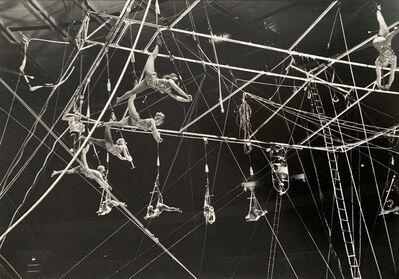 André Kertész, 'Circus Acrobats', 1967