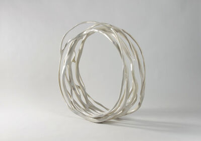 Caprice Pierucci, 'White Cycle I', 2014