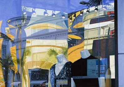 Stephen Magsig, 'Rodeo Reflections'