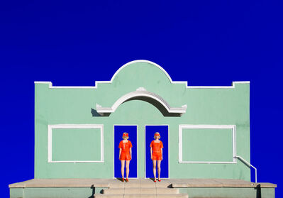 Reine Paradis, 'Twins', 2017
