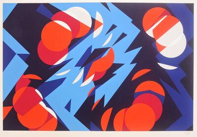 Nicolas Schoffer, 'Sans titre - Untitled', 1960-1980