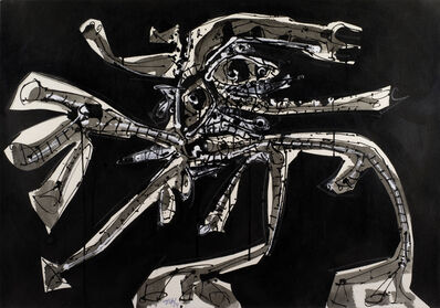Antonio Saura, 'Untitled', 1968