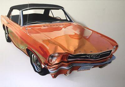 Gustavo Villegas, 'Destrucción en Ford no. 162', 2010