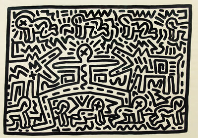 Keith Haring, 'untitled', 1982