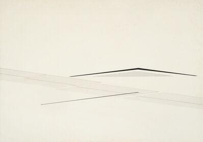 Nasreen Mohamedi, 'Untitled', Circa 1980's
