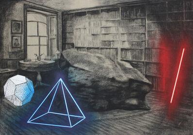 Alejandro Pintado, 'Darwin`s Study', 2016