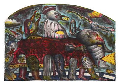 Alejandro Colunga, 'Autobus', 1979