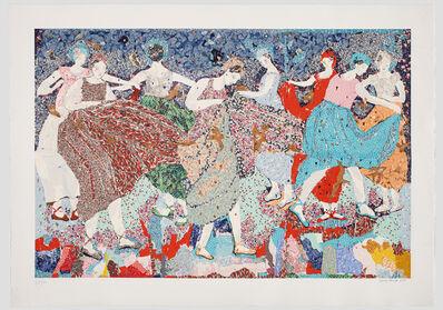 Maria Berrio, 'The Celebration', 2015