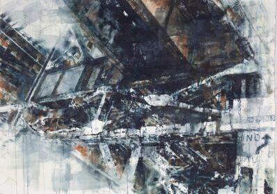 "Norbert Waysberg, '""Metro Brooklyn""', 2015"
