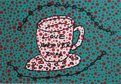 Yayoi Kusama, 'Morning is Here D', 2004