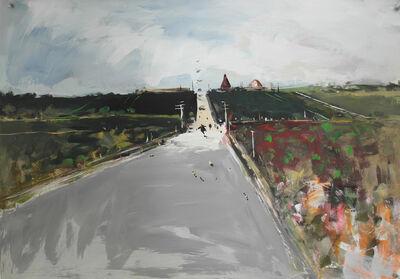 "Konstantin Batynkov, '""The Road 14""', 2016"