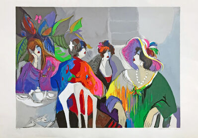 Isaac Maimon, 'GIRL TALK', 1990