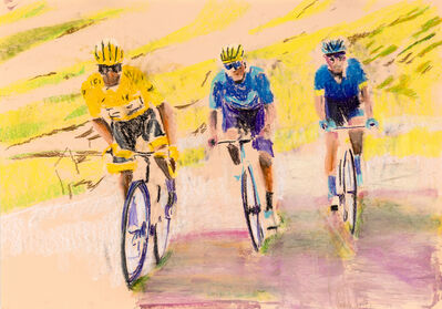 Erik A. Frandsen, 'Tour de France', 2019