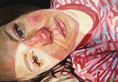 Heather Horton, 'Self-Portrait, Little Spoon', 2018