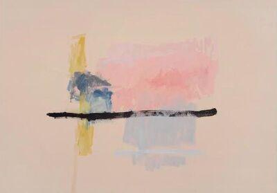 Rebeca Mendoza, 'Serie de los rosas #3', 2015
