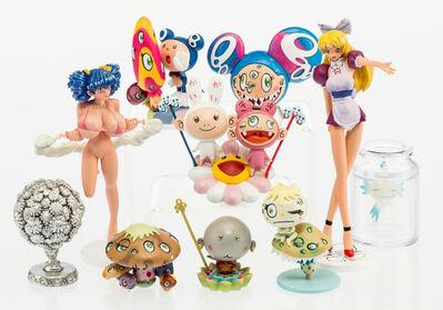 Takashi Murakami, 'Superflat Museum LA Edition Set of 10', 2004