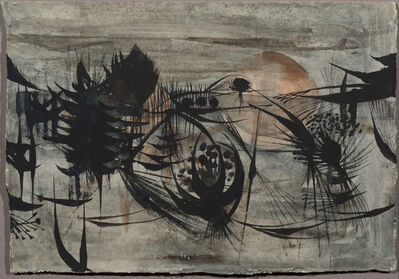 Alan Reynolds, 'Composition in the Fen', 1952