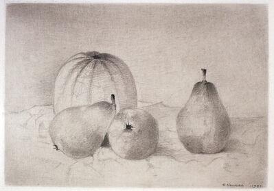 Gunnar Norrman, 'Frukter (Fruit)', 1981