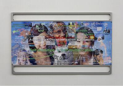 Sterling Crispin, 'Softbank 30-300 Visions', 2020