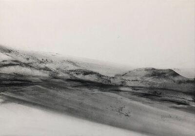 Carla Chan, 'Clouded White - A Stroke', 2018