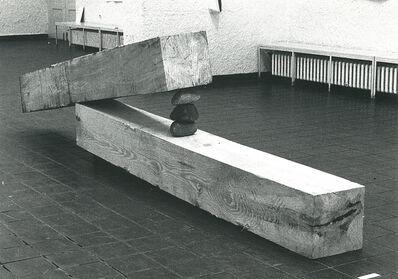 Keiji Uematsu, 'Three stones', 1979/ 2014