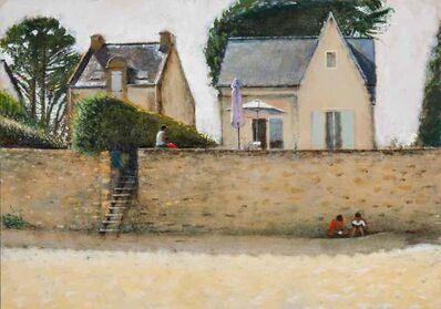 Clive McCartney, 'Beach House, Quiberon, Brittany', 2019