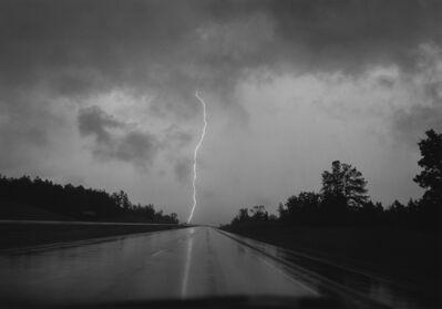 Mark Steinmetz, 'Lightning Strike, Mississippi', 1994