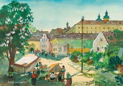 Oskar Laske, 'Kremsmünster', ca. 1930