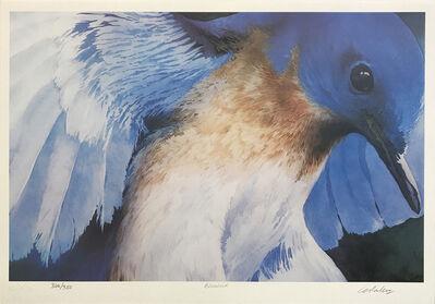 Carl Arlen, 'BLUE BIRD', ca. 2000