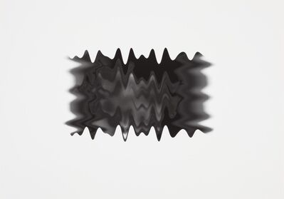 Peter Saville, 'New Wave Black II', 2013