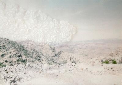 Juliette-Andrea Elie, 'Du ciel et du souffle II', 2016